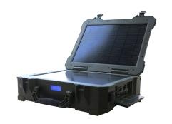 Solar power Suitcase 20W