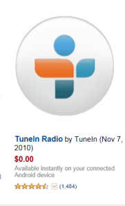 Tune In Logo